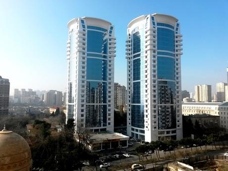 5 otaqlı yeni tikili - Nizami m. - 268 m²