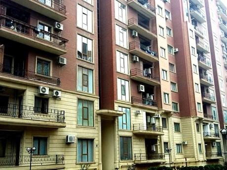 5-комн. новостройка - м. Гянджлик - 355 м²