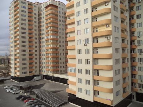 2-комн. новостройка - пос. Ази Асланова - 70 м²