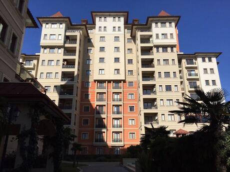 5 otaqlı yeni tikili - Rusiya səfirliyi  - 300 m²