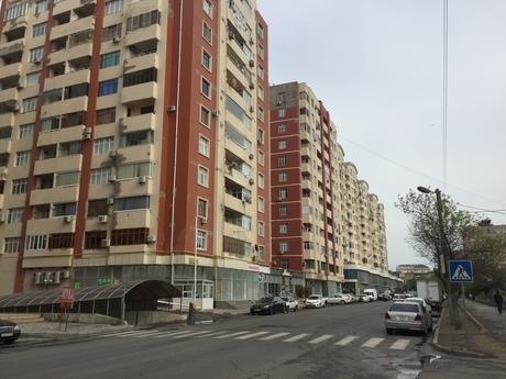 3 otaqlı yeni tikili - Neftçilər m. - 89 m²