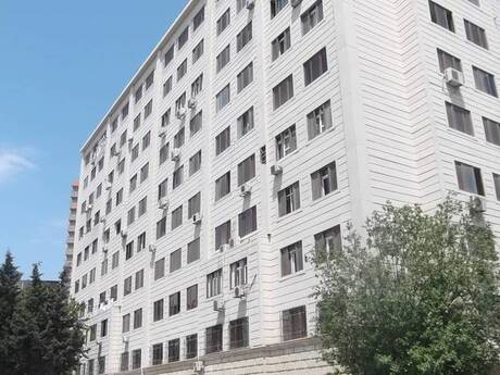 4 otaqlı köhnə tikili - Dövlət Statistika Komitəsi  - 110 m²