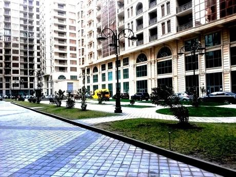 5-комн. новостройка - Насиминский  р. - 560 м²