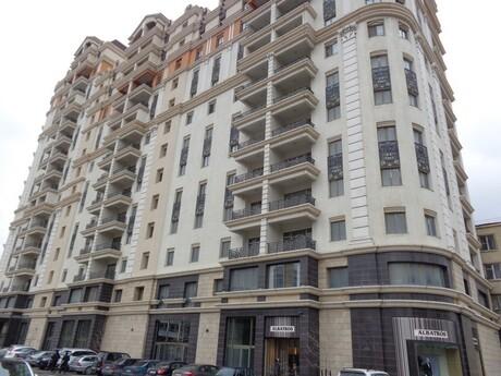 5-комн. новостройка -  Парк Севиль Газиевой - 256 м²