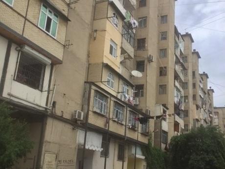 3-комн. вторичка - пос. Ясамал - 83 м²