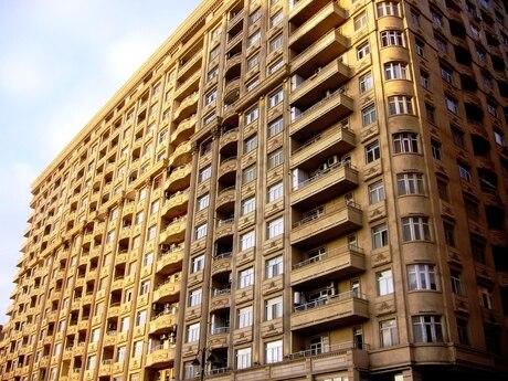 7 otaqlı yeni tikili - Nəriman Nərimanov m. - 540 m²