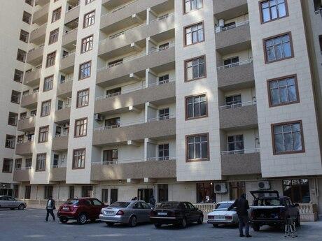 3 otaqlı yeni tikili - Nəsimi r. - 151 m²