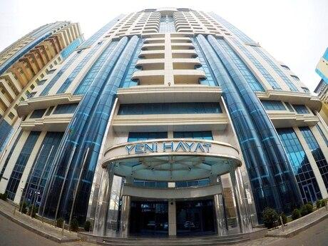 4 otaqlı ofis - Yasamal r. - 175 m²