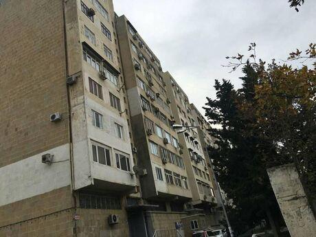 3 otaqlı köhnə tikili - Nizami m. - 100 m²