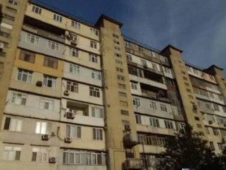3 otaqlı köhnə tikili - Gənclik m. - 88 m²