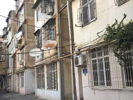 2 otaqlı köhnə tikili - Nərimanov r. - 120 m²