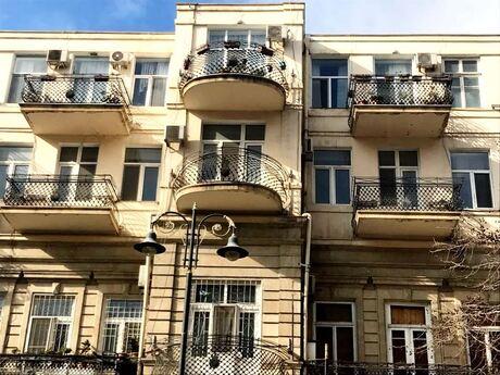 5 otaqlı köhnə tikili - Sahil m. - 150 m²
