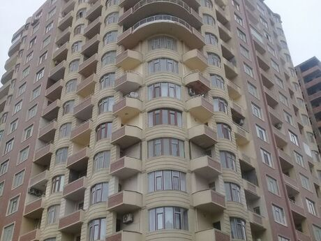 2-комн. новостройка - Насиминский  р. - 121 м²
