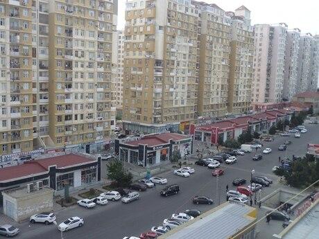 2 otaqlı yeni tikili - Həzi Aslanov m. - 100 m²