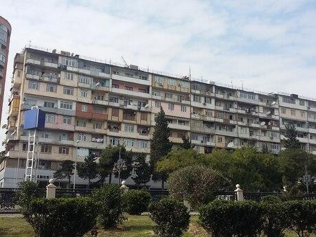 5 otaqlı köhnə tikili - 20 Yanvar m. - 125 m²