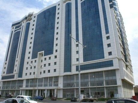 11 otaqlı ofis - Səbail r. - 840 m²