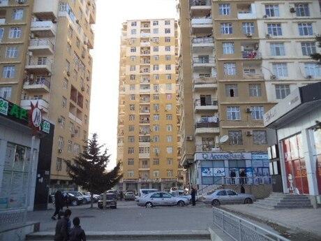3-комн. новостройка - м. Ази Асланова - 97 м²