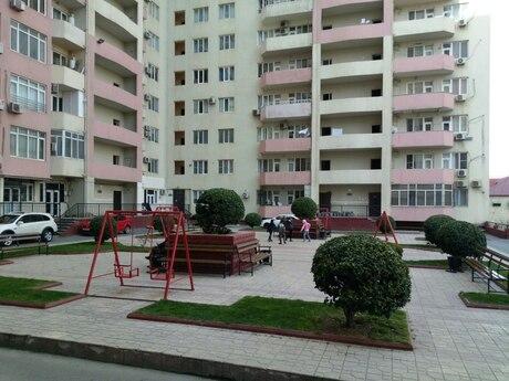 3 otaqlı yeni tikili - Nəsimi r. - 138 m²