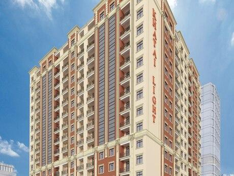 3-комн. новостройка - м. Шах Исмаил Хатаи - 124.6 м²