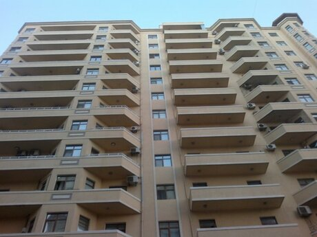 4 otaqlı yeni tikili - Nəsimi r. - 202 m²