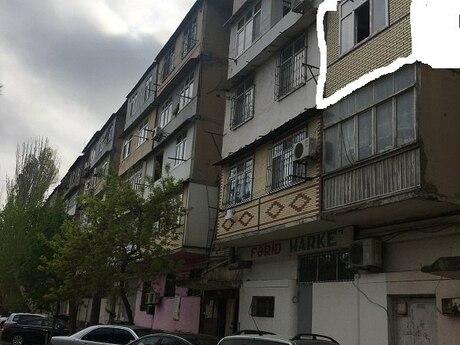 2 otaqlı köhnə tikili - Bakıxanov q. - 70 m²