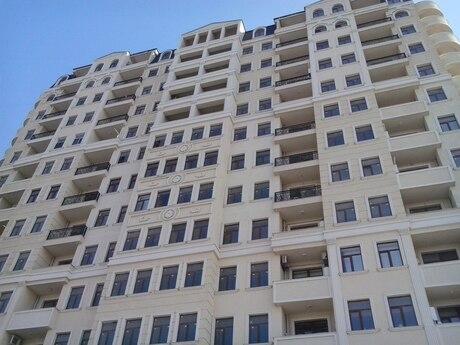 1-комн. новостройка - м. Нариман Нариманова - 61 м²