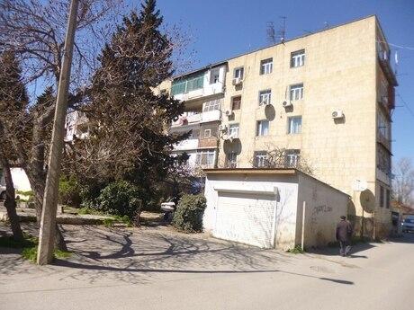 5 otaqlı köhnə tikili - Nərimanov r. - 110 m²