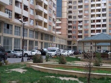 3 otaqlı yeni tikili - Nərimanov r. - 150 m²