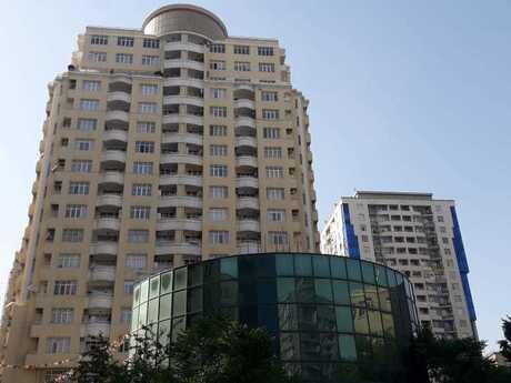 5 otaqlı ofis - Nəsimi r. - 185 m²