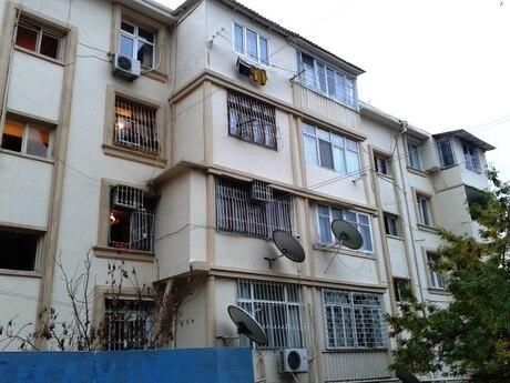 1 otaqlı köhnə tikili - Yasamal r. - 39 m²