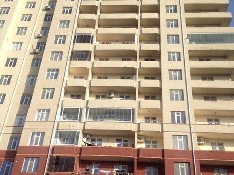 3 otaqlı yeni tikili - Memar Əcəmi m. - 123 m²