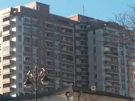 3 otaqlı yeni tikili - Nəsimi r. - 212 m²