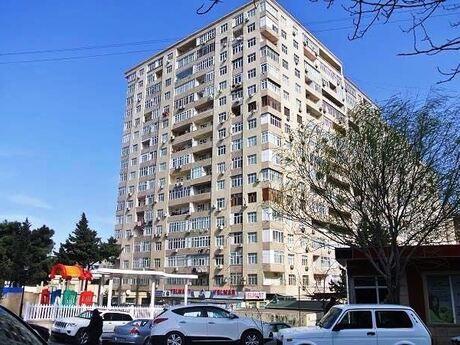 3 otaqlı yeni tikili - Memar Əcəmi m. - 115 m²