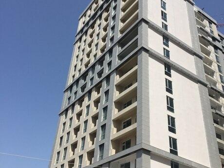 1-комн. новостройка - пос. Ахмедлы - 52 м²