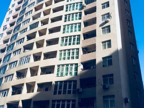 2 otaqlı ofis - Şah İsmayıl Xətai m. - 92 m²