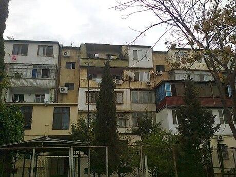 2 otaqlı köhnə tikili - Nəriman Nərimanov m. - 50 m²