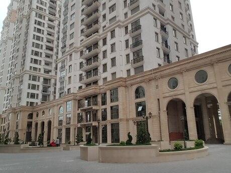 3-комн. новостройка - пос. Ясамал - 168 м²