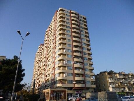 2 otaqlı yeni tikili - Nəriman Nərimanov m. - 97 m²