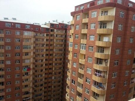 4 otaqlı yeni tikili - İnşaatçılar m. - 120 m²