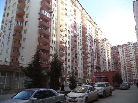 3-комн. новостройка - м. Ази Асланова - 122 м²