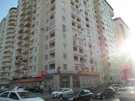 3 otaqlı yeni tikili - Həzi Aslanov m. - 108 m²