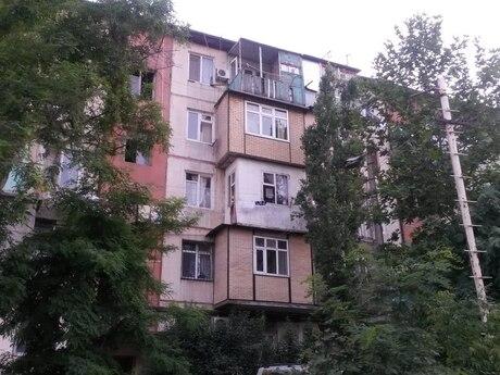 1 otaqlı köhnə tikili - Memar Əcəmi m. - 35 m²