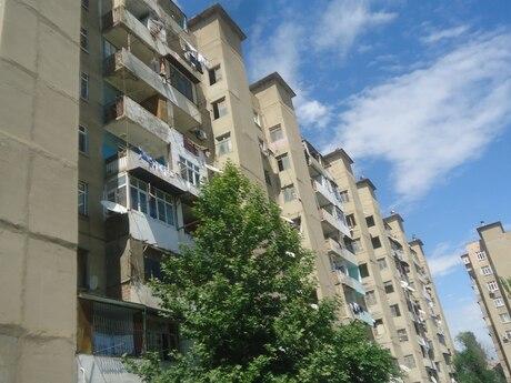 3 otaqlı köhnə tikili - Biləcəri q. - 75 m²
