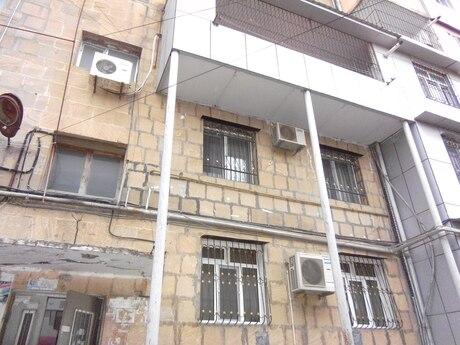 5 otaqlı köhnə tikili - Nərimanov r. - 100 m²