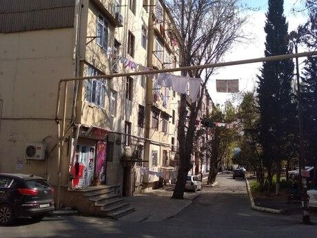 1 otaqlı köhnə tikili - Memar Əcəmi m. - 21 m²