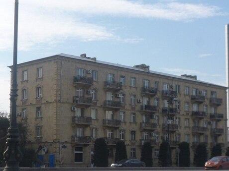 2 otaqlı köhnə tikili - Nəriman Nərimanov m. - 58 m²