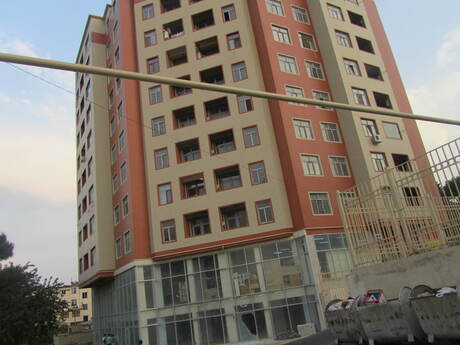 3 otaqlı yeni tikili - Memar Əcəmi m. - 130 m²