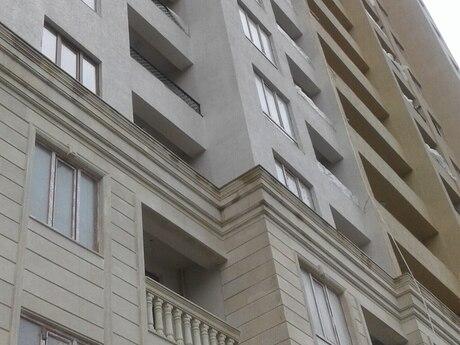 1-комн. новостройка - м. Иншаатчылар - 50 м²