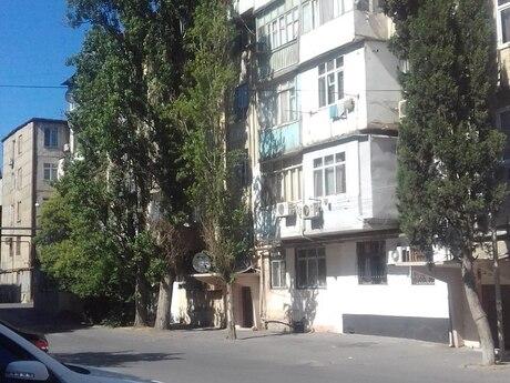 3 otaqlı köhnə tikili - Dərnəgül m. - 80 m²