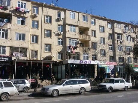 2 otaqlı köhnə tikili - 20 Yanvar m. - 52 m²